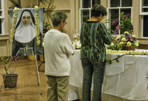 Mother Marianne Relic Visit in 2011