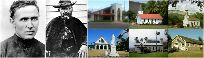Saint Damien of Molokai Church & Parish